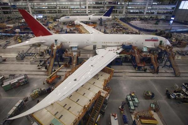 Boeing lai doi mat khung hoang ve chat luong san xuat 787 Dreamliner hinh anh 1