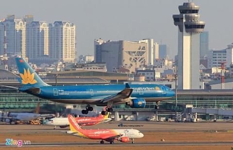 Mo duong bay Dong Bac A, Bamboo dung 'mo vang' cua Vietnam Airlines hinh anh 2