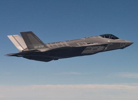 Tai nan F-35 he lo nguy co tiem an voi may bay tang hinh hinh anh 1
