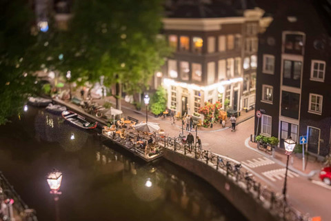 Amsterdam nhu 'thanh pho mo hinh' duoi ong kinh tilt-shift hinh anh 7