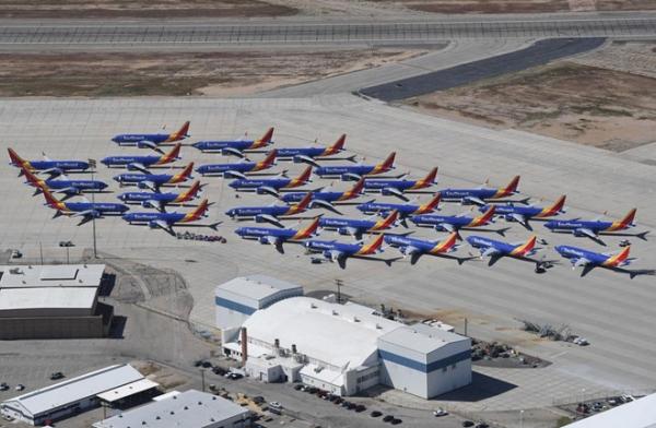 Boeing e hoan toan trong thang 4 vi tai nan may bay 737 Max hinh anh 1