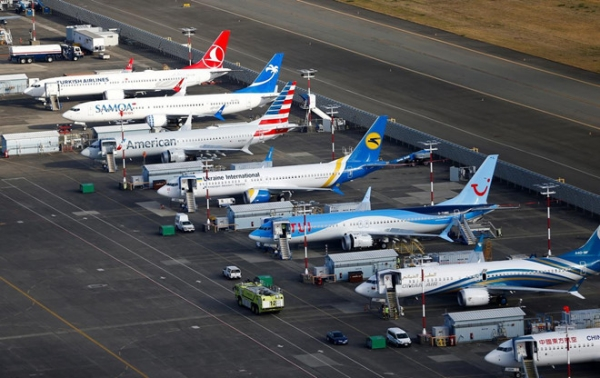Boeing 737 MAX se duoc bay tro lai vao cuoi thang 6? hinh anh 1