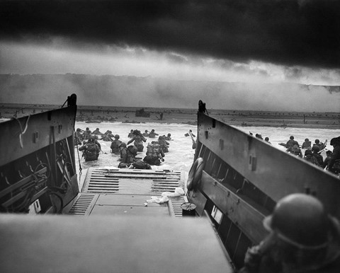Nhin lai cuoc do bo Ngay D lon nhat lich su nhan loai o Normandy hinh anh 5
