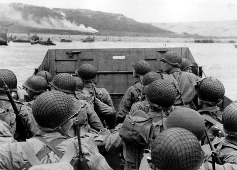 Nhin lai cuoc do bo Ngay D lon nhat lich su nhan loai o Normandy hinh anh 6