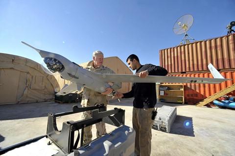 Can canh UAV 'mat ung giam sat' My sap ban cho Viet Nam hinh anh 1